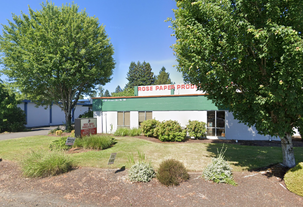 Street view of the building located at2561 Pringle Rd. SE. Salem Oregon 97302