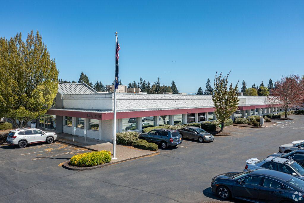 Commercial Investment Real Estate Salem OR