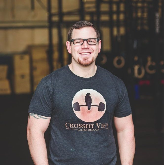David Gordon from Crossfit View